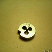 Плашка М 8,0х1,25, Гост 9740-71 9ХС фото