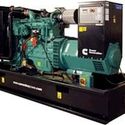 Электростанции на базе двигателя CUMMINS мощностью от 110 до 345 кВа фото