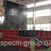 Пресс для пакетирования металлолома Tianfu Y81F-4000B фото