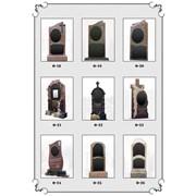 Памятники вертикальные фото