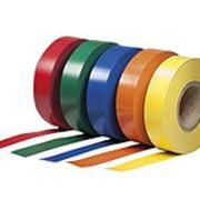 COLOR-INSERT39 Вставка цветная в ценникодержатель, зеленый ( 100 м ) фото