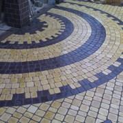 Плитка бетонная «Брусчатка «Классик» фото