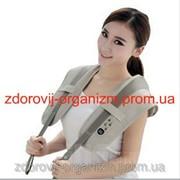 Массажер для массажа плеч с турмалином Wrap Neck&Shoulder Massager Вековой Восток фото