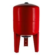 STOUT Расширительный бак на отопление 200 л. (цвет красный) фото