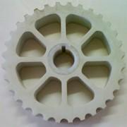 Прижимные колеса для шкуросъемной машины Maja. фото