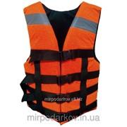 Жилет спасательный AQUA 5 фото
