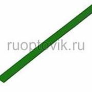 6. 0 / 3. 0 мм 1м термоусадка зеленая REXANT фото