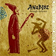 Компакт диск ANABIOZ / Through Darkness фото