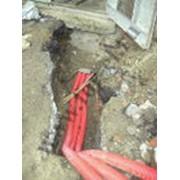Монтаж кабеля, провода фото
