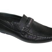 Кожаная мужская обувь фото