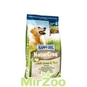 Happy dog Сухой корм Для собак с ягненком и рисом (Happy Dog NaturCroq Lamm&Reis) фото