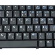Клавиатура для ноутбука HP Compaq 8510P, 8510W, 8710W Without point stick BLACK TGT-9008 фото
