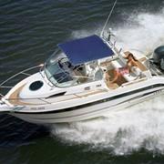 Яхта Galia 700 cabin фото