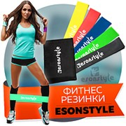 EsonStyle фитнес-резинки (5 шт) фото