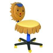 Кресло детское Солнышко фото