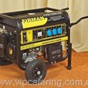 Бензиновый генератор аренда фото