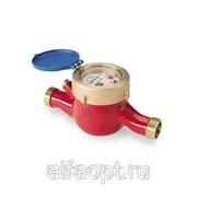 Счетчик воды СВГДИ Миномесс М, 90°C, DN 20, Qn 2,5, L 190 mm, с имп. 10 или 100L/Imp. , с присоед. фото