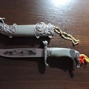 Сувенирный нож Слон фото