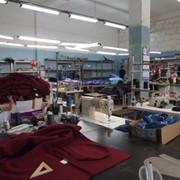 Промышленный пошив верхней одежды, спец.одежды фото