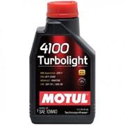 Масло моторное Motul модель 10W40 4100 TL 1L фото