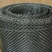 Сетка тканая нержавеющая 2 мм/ 1 мм фото