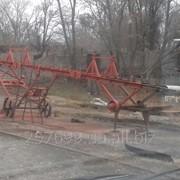 Ленточный транспортер с изменяемым лебедкой углом наклона,Украина фото