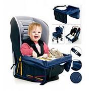 Столик дорожный для детского автокресла «Веселое путешествие» фото