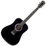 Акустическая гитара Fender Squier SA-105 Black фото