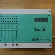 Сигнализатор газоанализатор оксида углерода АСПА фото