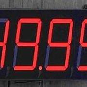 Частотомер - регистратор аварийной частоты ЧН-1С настенный фото