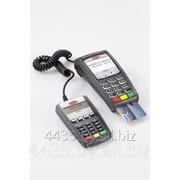 Терминал Ingenico ICT220 Ethernet/Dial-up/GSM с выносной клавиатурой для ввода пин-кода IPP220 фото