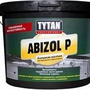 Мастика Selena Tytan ABIZOL P битумная для бесшовной гидроизоляции (18кг) фото