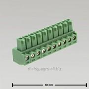 0005-1665-000 Вставная блочная клемма MC 1,5/10-ST-3,81 фото