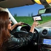 GPS-навигация в авто фото