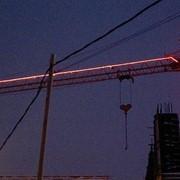 Монтаж светодиодной подсветки (ДЮРАЛАЙТ) для ночного освещения крана. фото