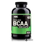 Optimum Nutrition BCAA 1000 (200 капсул) фото