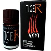 TIGER (Тигер) капли для потенции фото