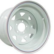 ORW ORW диск стальной 5х114.3 15х10 ET -40 d84 белый фото