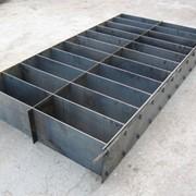 Форма высокоточная для изготовления пенобетонных и газобетонных блоков 488*300*188 фото