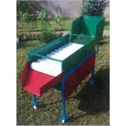 Машина для сухой очистки овощей фото