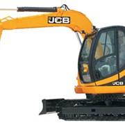 Экскаватор JCB JS 81 Tracked Excavator. фото