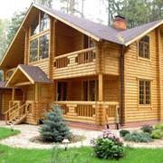 Производство деревянных домов фото
