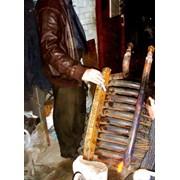 Индуктор б\у ремонт, ИСТ плавильная печь фото
