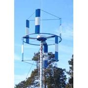 Ветроустановка мощностью 5 кВт 6-лопастная, ВЭУ-5(6) фото