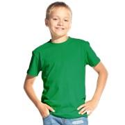 Футболка детская StanKids 06 Зелёный 8 лет фото