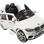 Детский электромобиль RS BMW X5 встроенный планшет MP4 фото