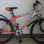Велосипед подростковый Eurobike Cross 24 фото