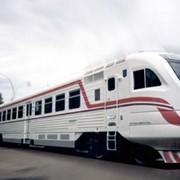 Дизель-поезд ДЭЛ-02 фото