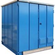 Блок-контейнер для газораспределительного оборудования фото