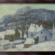 Картина Ферма, Ирвин, Генри Уилсон фото